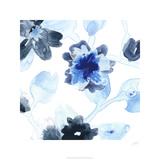 Blue Gossamer Garden I