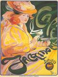 Cafe Jacamo Poster