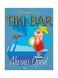 Tiki Bar Always Open