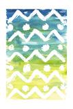 Watercolor Pattern III