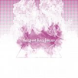 The Spirit Lives Forever White Pink Reproduction d'art par Melanie Viola