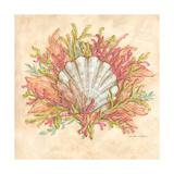 Coral Reef II Reproduction d'art par Kate McRostie