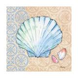 Serene Seashells I