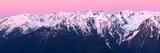 Dawn at Hurricane Ridge
