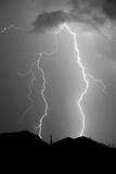 Summer Lightning BW