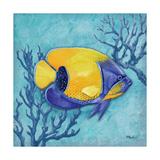 Azure Tropical Fish V