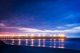 Surfside Pier Sunrise I