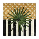 Knox Palm Fronds I Reproduction d'art par Paul Brent