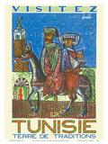 Visit Tunisia (Visitez Tunisie) - Land of Traditions