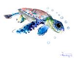 Baby Sea Turtles 1 Reproduction d'art par Suren Nersisyan