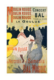 Moulin Rouge-La Goulue