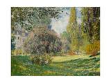 Landscape-The Parc Monceau