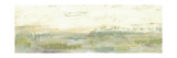 Greenery Horizon Line I Reproduction d'art par Jennifer Goldberger