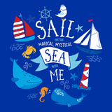 Sail on the Sea with Me