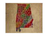 AL Colorful Counties