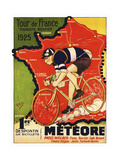 Travel Sports 006 Reproduction d'art par Vintage Lavoie