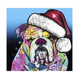 The Bulldog Christmas