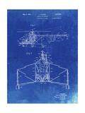 PP28 Faded Blueprint