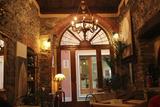 Cafe in Lake Orta