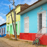 Cuba Fuerte Collection SQ - Colorful Facades Trinidad