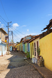 Cuba Fuerte Collection - Colorful Architecture Trinidad II