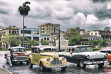 Cuba Fuerte Collection - Taxi Cars of Havana II