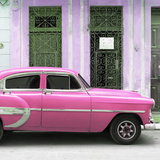 Cuba Fuerte Collection SQ - Bel Air Classic Pink Car