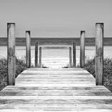 Cuba Fuerte Collection SQ II - Boardwalk on the Beach Papier Photo par Philippe Hugonnard