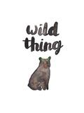 Wild Thing Bear