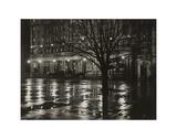 Reflections—Night (New York)  1897