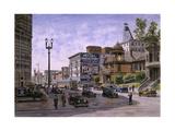 Los Angeles: Temple & Broadway