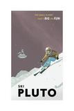 Ski Pluto