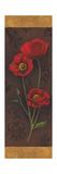 Red Poppy Panel I