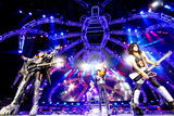 KISS - 40th Anniversary Tour Live - Simmons  Stanley  and Thayer