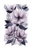 Lavender Burst II Reproduction d'art par Grace Popp