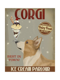 Corgi  Tan  Ice Cream