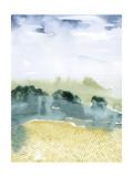 Mountain Vale I Reproduction d'art par Grace Popp