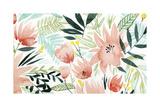 Tropical Drift IV Reproduction d'art par Grace Popp