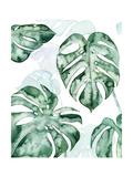 Split Leaf I Reproduction d'art par Grace Popp