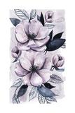 Lavender Burst I Reproduction d'art par Grace Popp