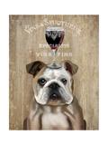 Dog Au Vin English Bulldog