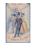 The Ladies' Man (L'Homme à femmes)  1890