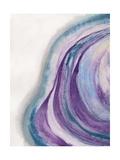 Watercolor Geode I
