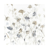 Garden Shadows III on White