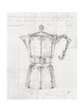 Authentic Coffee III White Gray