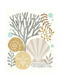 Under Sea Treasures V Gold Neutral