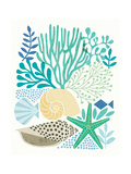 Under Sea Treasures V Sea Glass