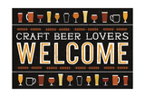 Craft Beer Welcome