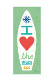 Beach Bums Surf Board II