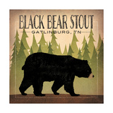 Take a Hike Bear Black Bear Stout
